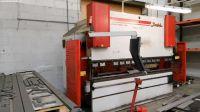 Prasa kraw?dziowa hydrauliczna CNC BAYKAL APHS 3108 X 150 2005-Zdj?cie 4