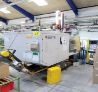 Plastics Injection Molding Machine FERROMATIK MILACRON K 160-S