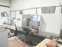 Single Spindle Automatic Lathe HAAS ST 30Y + MiniMill