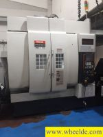 CNC Facing Lathe Mazak variaxis i630 5ax 25000rpm spindle Mazak variaxis i630 5ax 25000rpm spindle