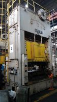 H Frame Hydraulic Press ERFURT PKZZ 315/2500