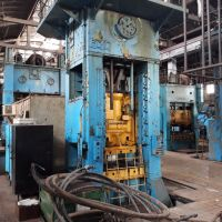 Prensa tipo H TMP VORONEZH trimming press K9538 630 ton