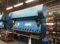 Hydraulic Press Brake ESPE LODD 315 1996-Photo 2