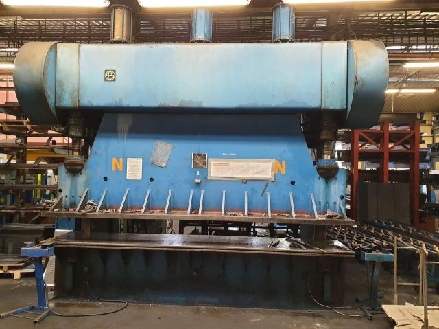 Hydraulic Press Brake ESPE LODD 315 1996