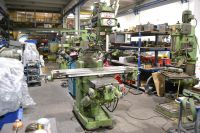 Vertical Milling Machine KONDIA FV300