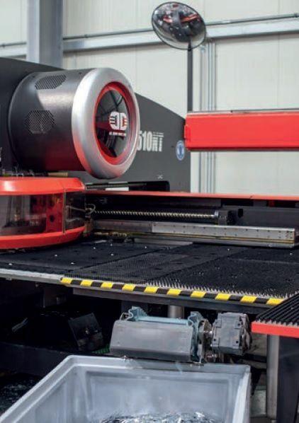 Лазерный станок 2D AMADA EMZ 3510 NT 2007