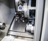 CNC Automatic Lathe TSUGAMI M08SYE-II 2018-Photo 6