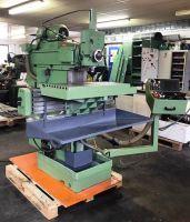 Universal Milling Machine MAHO MH 600 P