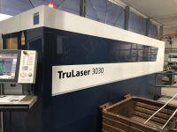 2D laser TRUMPF TruLaser 3030 L49 2014-Fotografie 3
