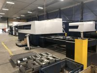 2D laser TRUMPF TruLaser 3030 L49 2015-Fotografie 5