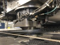 Vysekávací lis s laserem TRUMPF TruMatic 7000 2012-Fotografie 7