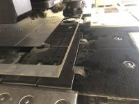Vysekávací lis s laserem TRUMPF TruMatic 7000 2012-Fotografie 10