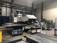 Punching Machine with Laser TRUMPF TruMatic 7000
