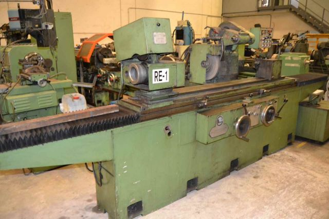 Universal Grinding Machine GER RHC 1500 1995