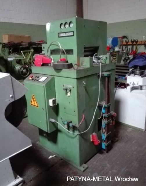 Straightening Machine SCHLEICHER RML 6-70/160-300 1993