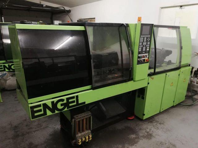 Kunststof spuitgietmachine ENGEL ES 200/45 HLS 1995