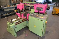 Band Saw Machine SABI EB250A 1995-Photo 4