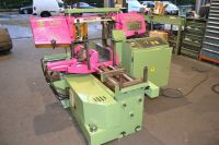 Band Saw Machine SABI EB250A
