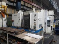 CNC vízszintes megmunkáló központ OKUMA MA 50 HB