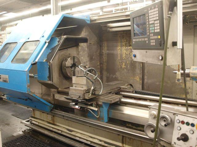 Torno CNC SEIGER SLZ 800 x 2000 2005