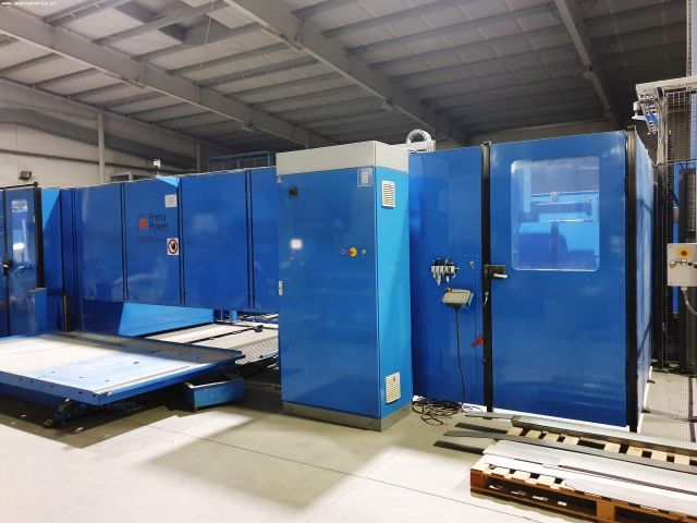 Punching Machine with Laser PRIMA POWER LPE6F 2015