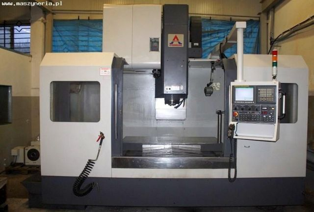 CNC Vertical Machining Center EVERRICHO ER VMC 1680 LB 2015