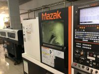CNC струг MAZAK QUICK TURN SMART QT 100 S 2014-Снимка 2