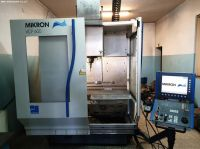 CNC verticaal bewerkingscentrum MIKRON VCP 600