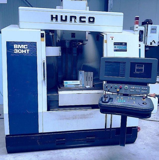CNC κάθετο κέντρο κατεργασίας HURCO BMC  30  HT 1999