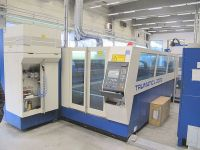 Laserschneide 2D TRUMPF L 3050-5000watt-LiftMaster