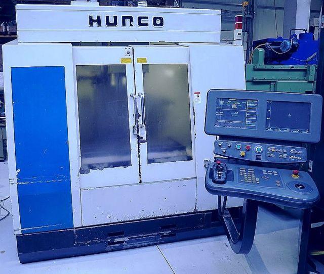 Vertikální obráběcí centrum CNC HURCO BMC  30  M 1999