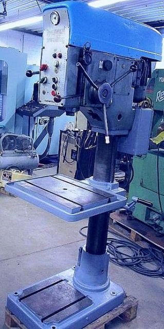 Säulenbohrmaschine ALZMETALL AB  3  ESV 1985