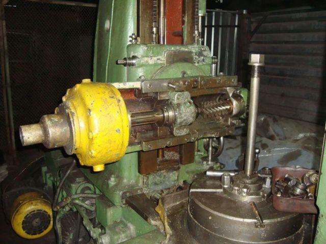 Ozubenie stroj TOS Celakovice FO 6 1964