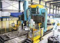 CNC portaal freesmachine CARNAGHI FPTM 253410/T24