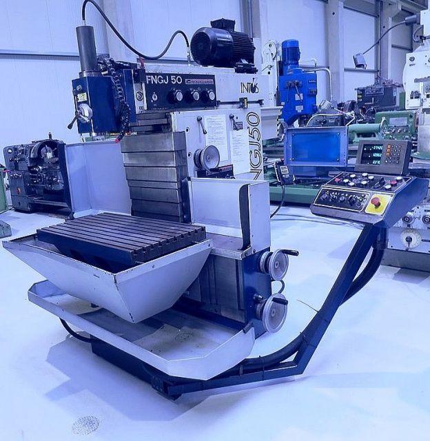 Werkzeugfräsmaschine TOS FNGJ  50 2005