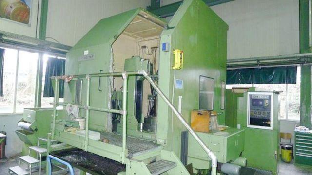 Wälzschleifmaschine HOFLER H 1003 1990