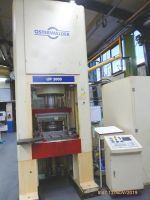 C Frame Hydraulic Press OSTERWALDER UP 3000 MS - 300 t. 1993-Photo 5