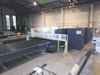 2D laser TRUMPF L 6030-3200 watt-6000x2000  SPEZIAL PREIS 2006-Bilde 4