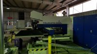 Punching Machine with Laser TRUMPF Trumatic 600L 1999-Photo 2