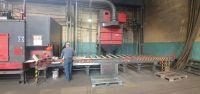 Sheet Metal Profiling Line ROSLER RRB 16/5 shotblasting 2008-Photo 4