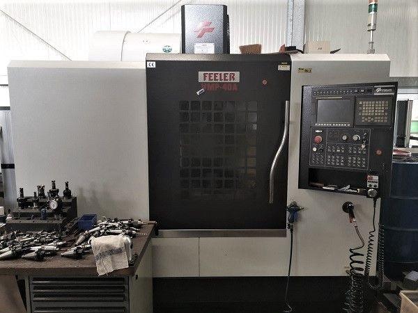 CNC de prelucrare vertical FEELER VMP 40 2011