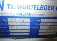 Μηχανές για κάμψη προφίλ Wortelboer PBM 16 2006-Φωτογραφία 2