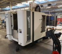 CNC vertikal fleroperationsmaskin SYNTAK PM-600 APC