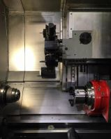 CNC Lathe MAS SP 180 SY 2017-Photo 2