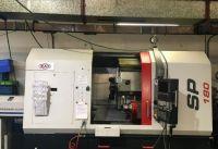 CNC Lathe MAS SP 180 SY