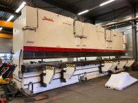 Prensa plegadora hidráulica CNC BAYKAL APHS 37600