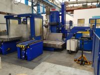 Mandrinadora horizontal TOS WHN 110 MC