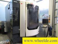 CNC Portal Milling Machine Hyundai WIA i-CUT380 Hyundai WIA i-CUT380