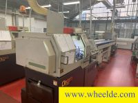 CNC 강력 선반  CITIZEN CINCOM L20 CNC SWISS TYPE LATHE g o