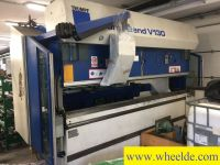 CNC 선반  TOS HP 100 Floor type boring machine u